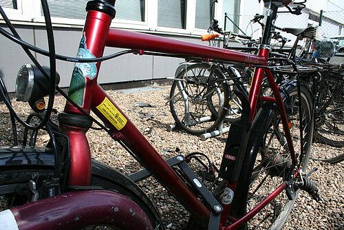 ADFC - Fahrrad-Codierung